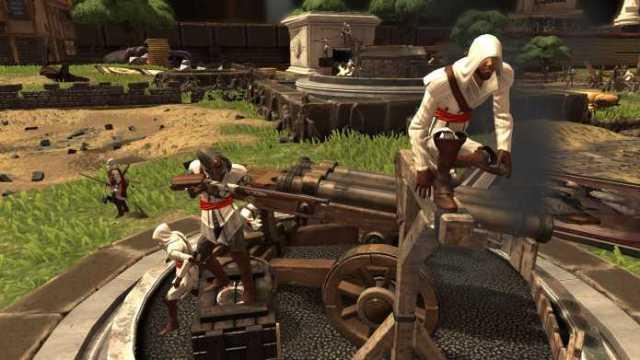 Análisis de 'Toy Soldiers: War Chest'
