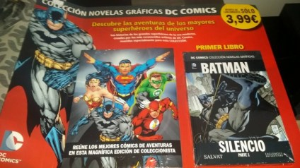 Salvat DC Comics
