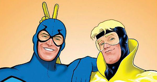 Booster Gold / Blue Beetle