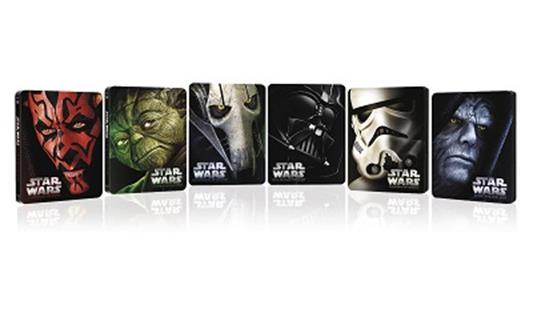 Star Wars Blu-ray