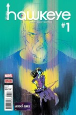 All-New Hawkeye 1 cover