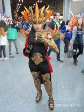 Cosplay NYCC 16