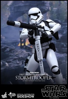 Hot Toys Star Wars VII 7