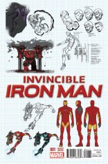 Invincible Iron Man 12
