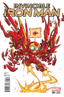 Invincible Iron Man 4