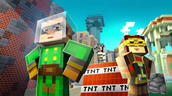Minecraft Story Mode Episodio 2