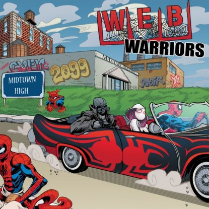 Web Warriors 4