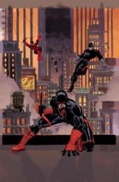 Daredevil 1 Traje Negro 7