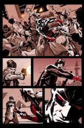 Daredevil 1 Traje Negro 9