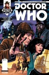Fourth Doctor Titan 01