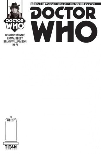 Fourth Doctor Titan 06