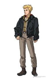 Mobile Suit Gundam Thunderbolt Io Fleming