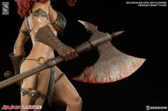 Red Sonja Sideshow 12