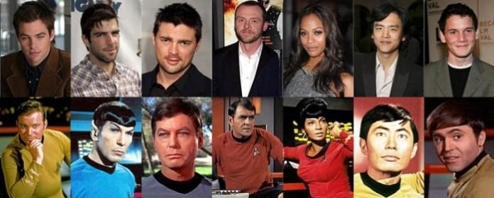 Tripulación Star Trek