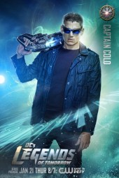 Legends of Tomorrow Capitán Frío