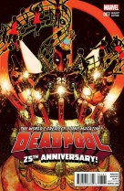 Deadpool #7 Tony Harris