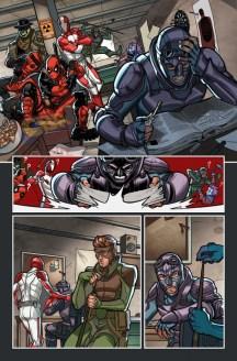 Deadpool #7 muestra 4