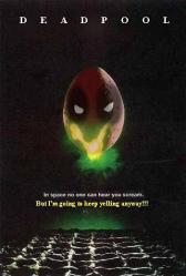 Deadpool Alien