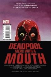 Deadpool Muerto Viviente
