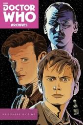 Doctor Who Prisoners of Time Portada Omnibus