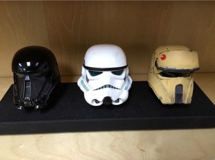 Helmets Rogue One