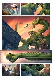 'Totally Awesome Hulk' #3