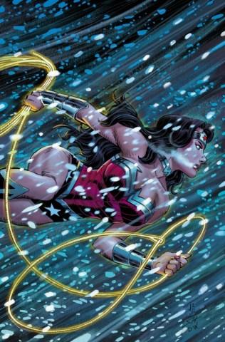 'Wonder Woman' #51
