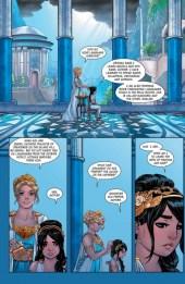 Legend of Wonder Woman página 1