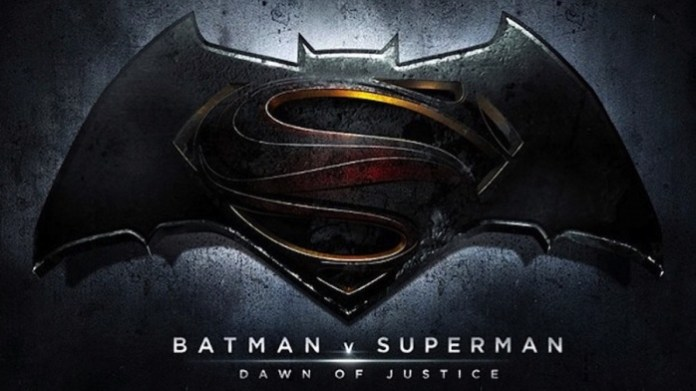 Logos DC Batman V Superman