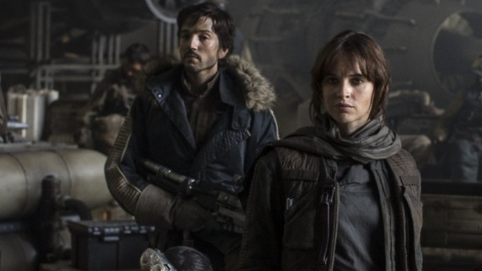 Rogue One - A Star Wars Story cast