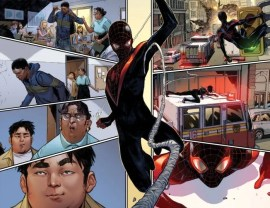 Spider-Man #1 Preview 3