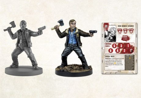 The Walking Dead All Out War 5