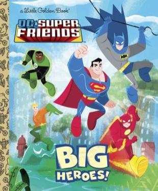DC Superfriends