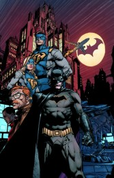 'BATMAN' #1