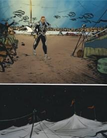 El extraño mundo del circo