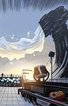 Godzilla Oblivion Página interior (4)