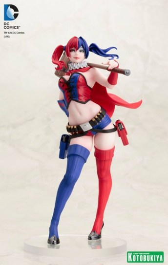 Harley Quinn Kotobukiya (2)
