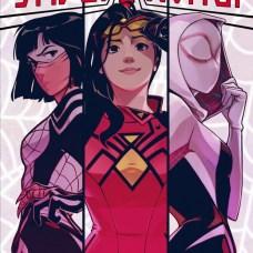Spider-Women-Alpha Portada alternativa de Stacey Lee