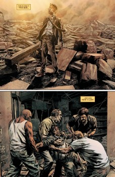 Suiciders Kings of HelL.A. Página interior (3)