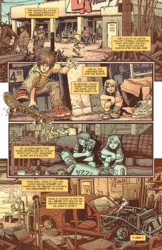 Suiciders Kings of HelL.A. Página interior (5)