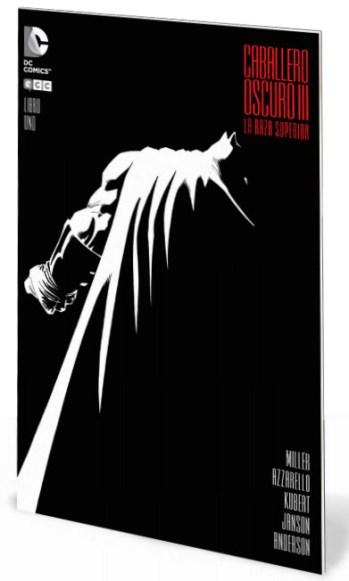 Batman, El Caballero Oscuro, la raza superior