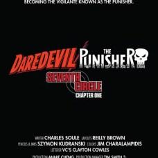 Daredevil Punisher Página interior (1)