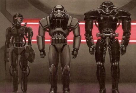 Dark Forces Troopers