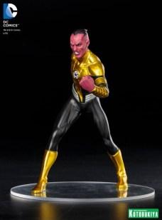Kotobukiya Sinestro 3