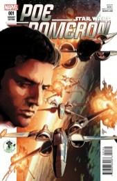 Poe Dameron #1 (Mike Deodato Emerald City Comicon Variant Cover)