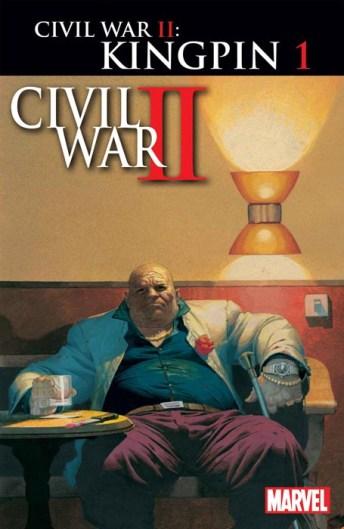 Civil War: Kingpin alternativa