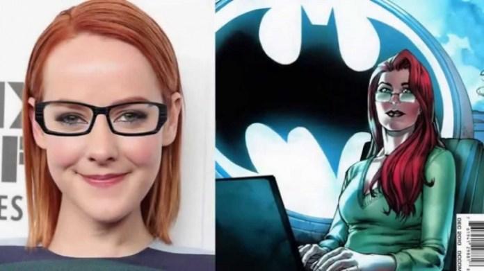 jena malone 'batgirl'