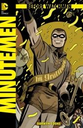 Before Watchmen - Minutemen 01
