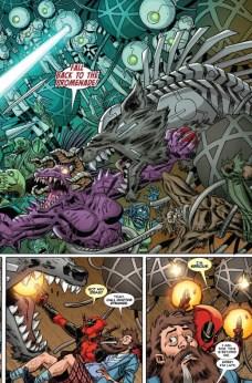 Deadpool Last Days Of Magic Página interior (6)