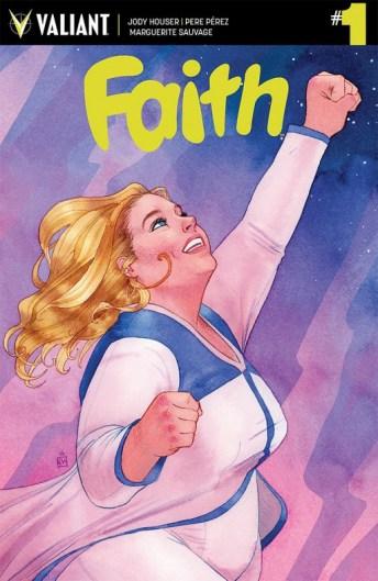 Faith Portada principal de Kevin Wada